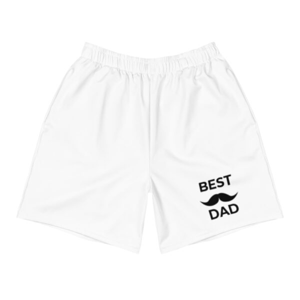 "Herren Shorts ""Best dad"""