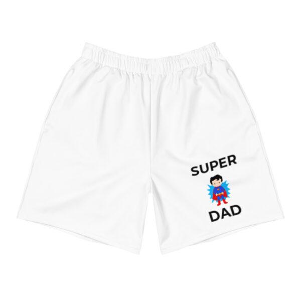 "Herren Shorts ""Super dad"""
