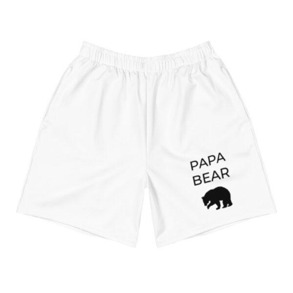 "Herren Shorts ""Papa bear"""