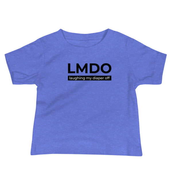 "Baby T-Shirt ""LMDO"""