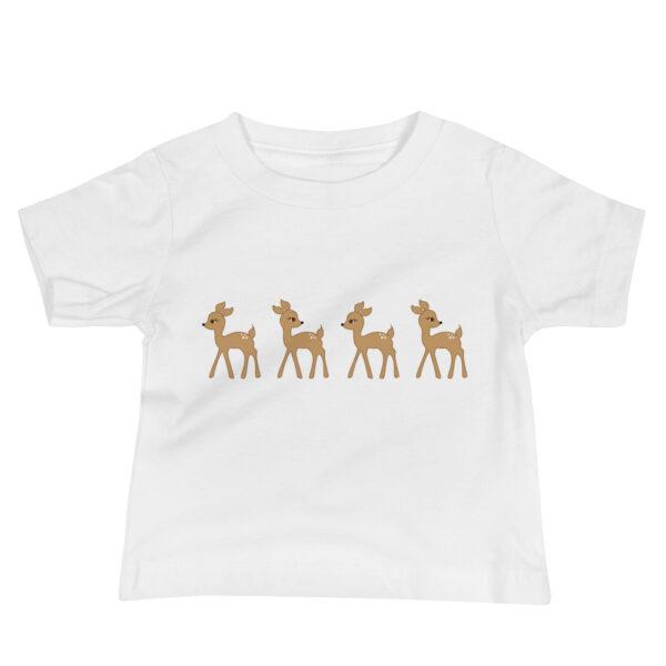 """Baby T-Shirt """"Rehe"""""""