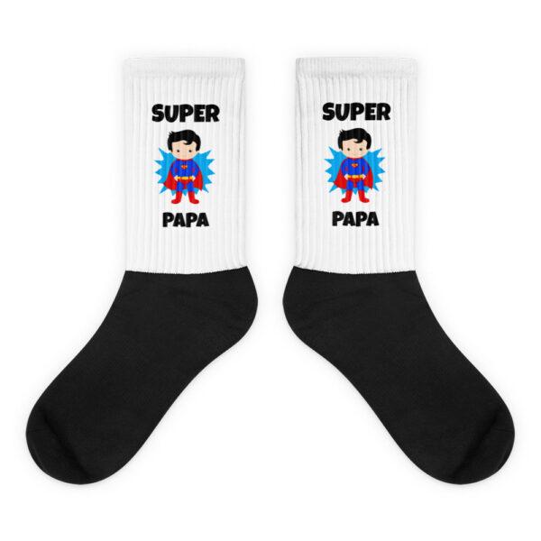 """Socken """"Super Papa"""""""