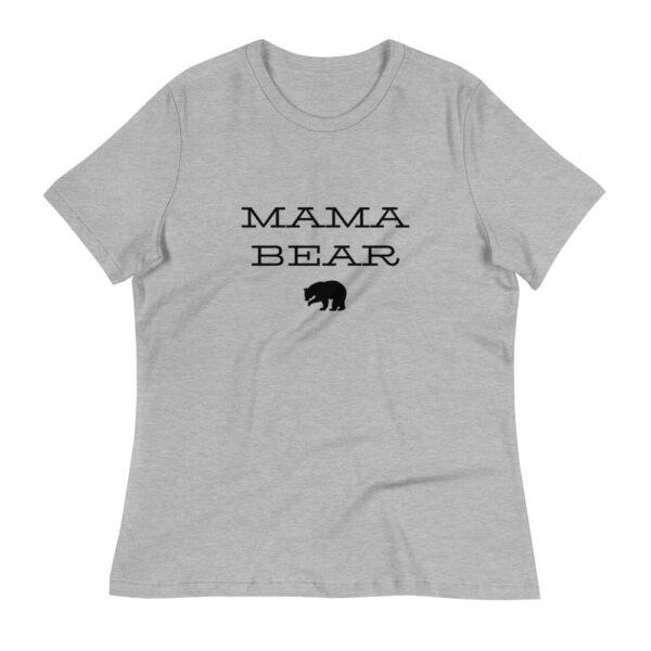 """Damen-T-Shirt """"Mama bear"""""""