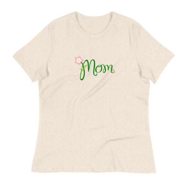 """Damen-T-Shirt """"Mom"""""""